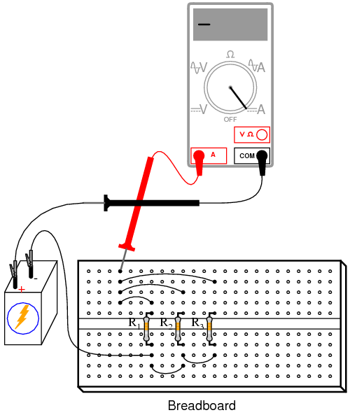 Lessons In Electric Circuits -- Volume VI (Experiments) - Chapter 3
